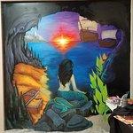 Murals In Process - Artist Gracy Getz