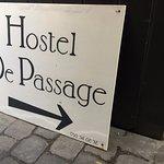 Hostel Signage