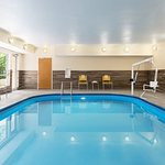 Heated Indoor Pool Area