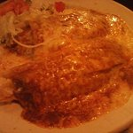 Cheesy Mexican food (Yum)