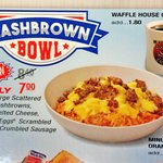 New hash brown bowl is worth a try