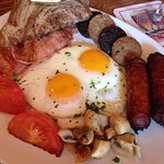 All Day Irish Breakfast