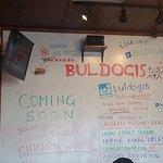 Whiteboard menu