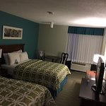Wow...recently renovated the lodge was amazing really enjoyed. This was my first time staying at