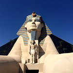 Entrance to the Luxor