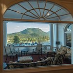 Stanley Hotel Veranda & View