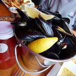 The Mussels Appetizer