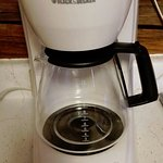 sparkling clean coffee pots fpr warm fall beverages!!!