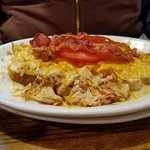 Hot Brown. Very good and they have a smaller size for smaller appetites!