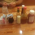 Our condiments
