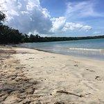 So quiet beach