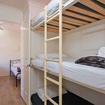 Bunk beds in Large Family Cabins