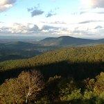 View looking towards West Virginia