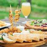 Gourmet Pizzas and platters
