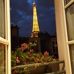 Hotel de Londres Eiffel Foto