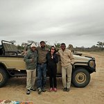 Wonderful experience at Kapama River Lodge