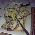 Oysters Rockefeler