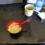 Miso Soup, Served Ahead of the Main Dish