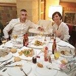 Zdjęcie Restaurant Carlos V - Hotel Principe Felipe