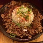 Harajuku Peppered Beef, One of the best sellers! A Must try!!!