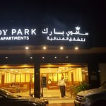 Savoy Park Hotel Apartments Foto