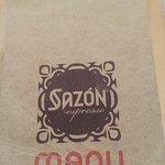 Sazon Espresso Foto
