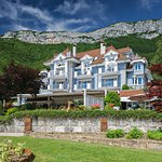 Hotel Restaurant de Yoann Conte