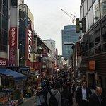 Harajuku Takeshita-dori Foto