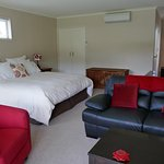 Our room - Mt Isobel
