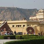 Fort, City palace and Jantar mantar