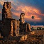 Colossi of Memnon Foto