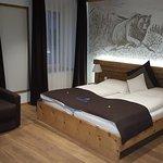 Hotel Crusch Alba Foto