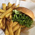 Photo de Holy Cow! Gourmet Burger Company - Plainpalais