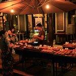 Night market treats Luang Prabang