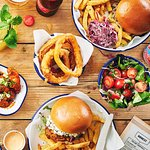 Burgers & Sides
