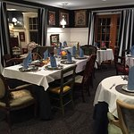 Dining room Small Batch at the Cupola