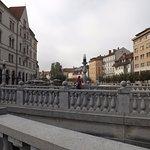 Visión desde los puentes hacia el rio
