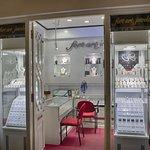 The jewellery store