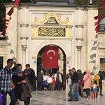 Photo de La mosquée Eyüp Sultan (Eyup Sultan Camii)
