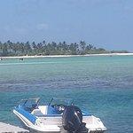 The Pitty island snorkelling beach
