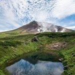 Photo of Mt. Asahidake