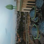 Sunway view of the city....