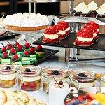 Brunch at InterContinental - Dessert Buffet