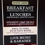Dixon Arms