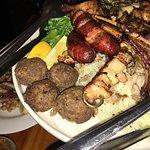 $120 terrible meat platter