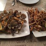 Cockles & Calamari