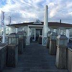 Strandpaviljoen de Zeemeeuw  Eingang