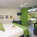 Large bungalow-style standard guest rooms with water's edge views (224626072)