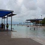 municipal swimming pool in town