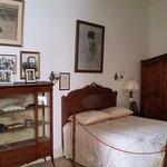 Ataturk's museum room